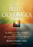 La Biblia cronologica / The Chronology Bible: Reina-valera 1960, 365 Lecturas Diarias