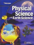 Physical Science With Earth Science