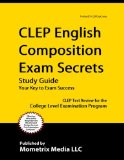 english composition with essay clep practice test Try these sample clep test questions english composition get ready for the clep test with online practice tests that can help you with clep study and help.