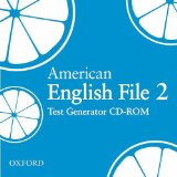 American English File 2 Test Generator