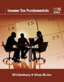 Income Tax Fundamentals 2012