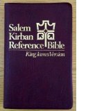 Kirban Reference Bible/King James Version/Black Bonded Leather